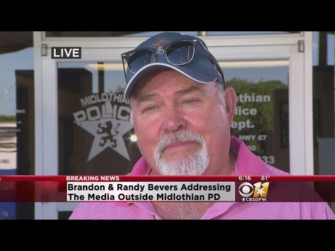 Husband And Father-In-Law Of Murdered Midlothian Mom Addresses Media