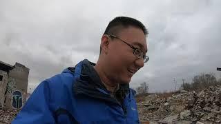 【vlog5】【城市探险】搜寻哥伦布网红废旧水泥厂