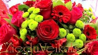 Ziedu piegāde no ZieduVeikals.lv(, 2016-03-01T08:51:18.000Z)
