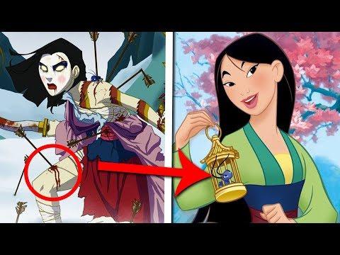The Messed Up Origins of Mulan | Disney Explained - Jon Solo