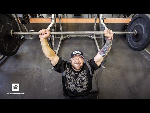 Lower Back, Hamstrings, & Abs Workout | Day 11 | Kris Gethin's 8-Week Hardcore Training Program
