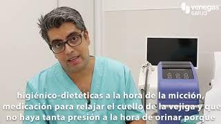 ¿Qué es el detrusor hipoactivo y por qué produce infecciones de orina?