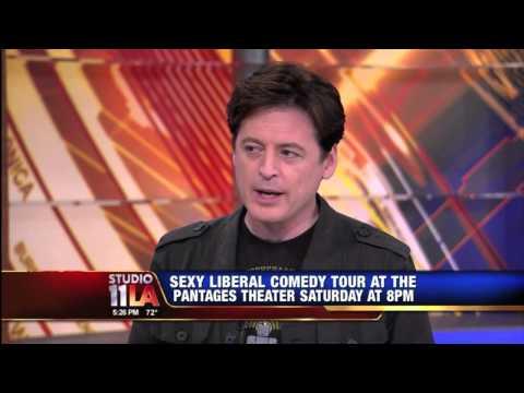 John Fugelsang exclusive on FOX