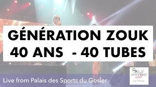 Éric Virgal - Génération Zouk au Palais des Sports du Gosier