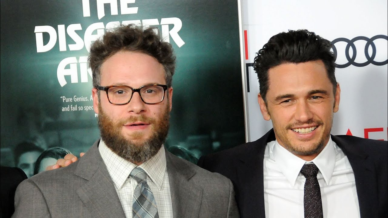 Seth Rogen Says He Won't Work With James Franco After Sexual ...