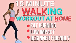 Walk at Home - Walking Exercises for Weight Loss - Low Impact Workout Lucy Wyndham-Read