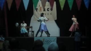 ♥ Pedacito de Cielo ♥ En la Milonga del Ballet Tango Joven ♪♫♥