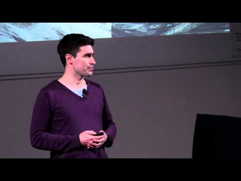 Firstly, a confession of love: Jack Townsend at TEDxSouthamptonUniversity