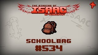 Binding of Isaac: Afterbirth+ Item guide - Schoolbag
