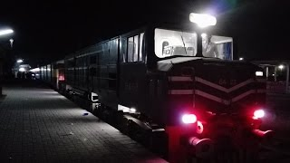 Twilight Videos Of Pakistan Train Badami Bagh Railway Station, Lahore
