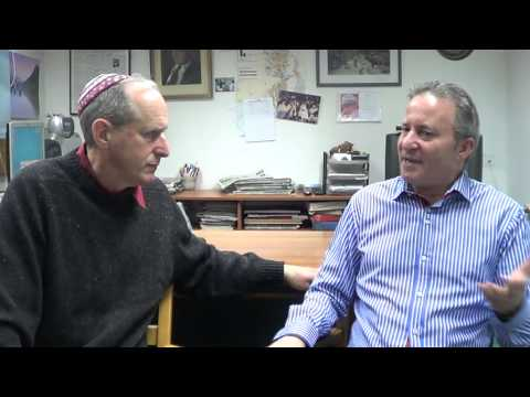 Lowell's Show:  Interview with Jerusalem Post Editor-in-Chief Steve Linde