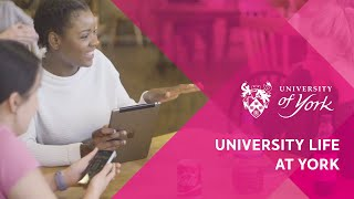 University life at York