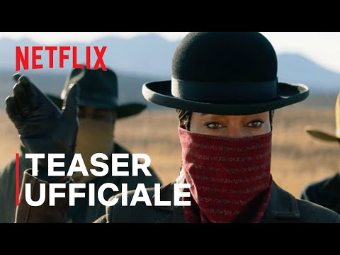 The Harder They Fall   Teaser ufficiale   Netflix