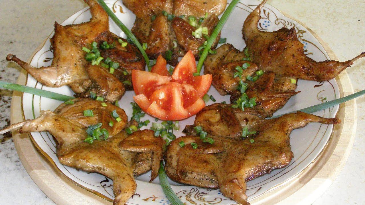 блюда из перепелки рецепт с фото тропических