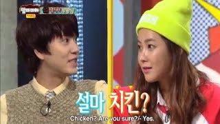 Mamma Mia   맘마미아 - Episode 24: The Chuseok Special Mamma Arcade! Sons and daughters!l (2013.10.13)