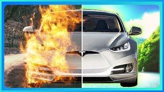 Schei Elektroautos! Wo du falsch liegst...