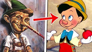 The Messed Up Origins of Pinocchio (Part 2) | Disney Explained - Jon Solo