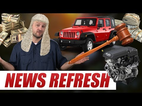 Wrangler Engine Defect: Class Action Lawsuit Filed Against Jeep & FCA