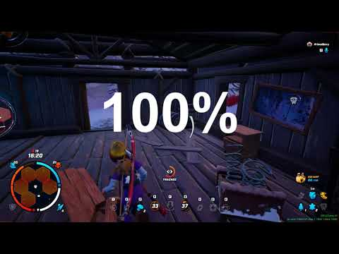 How to Axe in Darwin Project