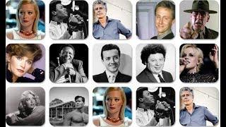 Dead Celebrities 2018- The First Six Months