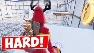"""""""Pickles"""" Impossible ESCAPE MAZE 2: Snowed In cost us ALL OF THIS... - Fortnite Creative"""