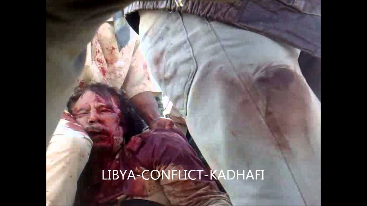 La photo de la mort de kadhafi youtube - Cuisiner trompette de la mort ...