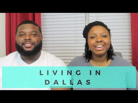 MOVING TO DALLAS JOB + COST OF LIVING + SAFETY Milwaukee To Texas Our Honest Opinion  Meet The Teats