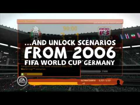 2010 FIFA World Cup South Africa Sizzle Trailer