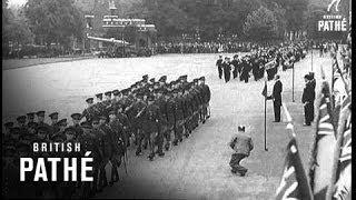 Legion Service At Woolwich (1934)