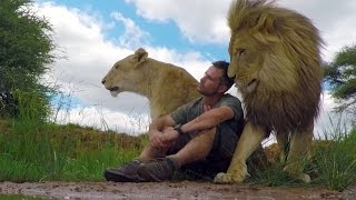 An Unbreakable Bond | The Lion Whisperer thumbnail