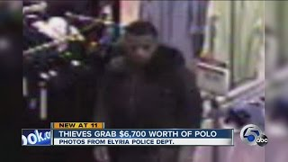 Thieves target Polo clothes across NE Ohio