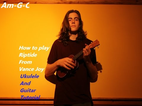 Vote No on : How To Play Riptide on Guitar By V