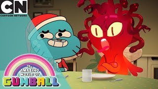 The Amazing World of Gumball | Gumball Trespasses | Cartoon Network UK 🇬🇧