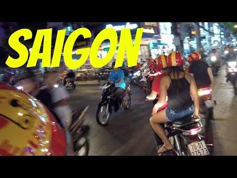 Back of the Bike Saigon 2017