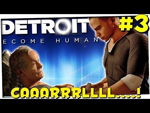 CAAARRRLLL | PART 3 | DETROIT: BECOME HUMAN GAMEPLAY COOP