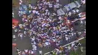GP do Brasil de F1 1993 - Interlagos. Última Volta e Senna nos braços do povo!