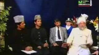 English Q & A session with Hadhrat Mirza Tahir Ahmad 4