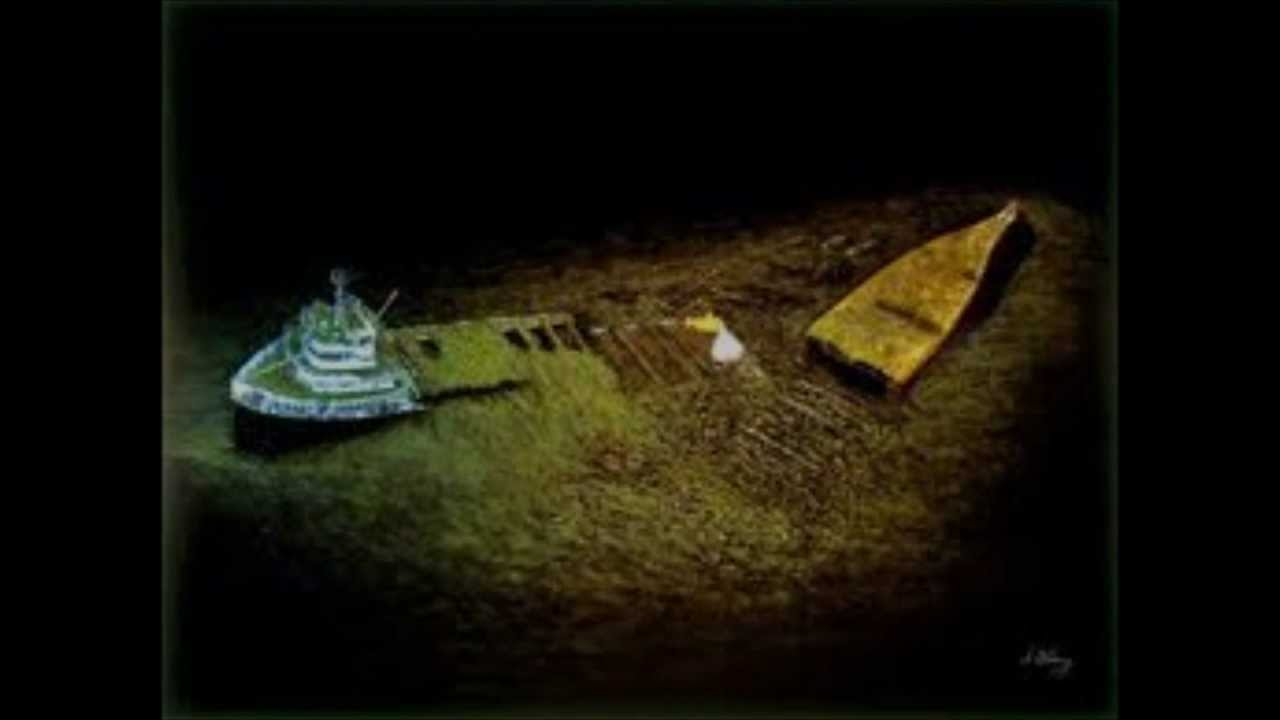 Wreck Of The Edmund Fitzgerald Simon Barr Sinister Youtube