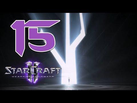 Прохождение StarCraft 2: Heart of the Swarm #15 - Призраки пустоты [Эксперт]