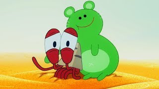 🌴 SEASON 2 🌴 Zig & Sharko 🐻 STUFFED ANIMALS 🐻 (S02E05) Full Episode in HD
