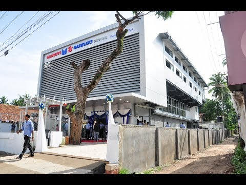 Mandovi Motors - Yeyyadi Airport Road Workshop Inaugaration on 14-06-2017