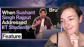 The Understated Wisdom Of Sushant Singh Rajput | REACTION!!!