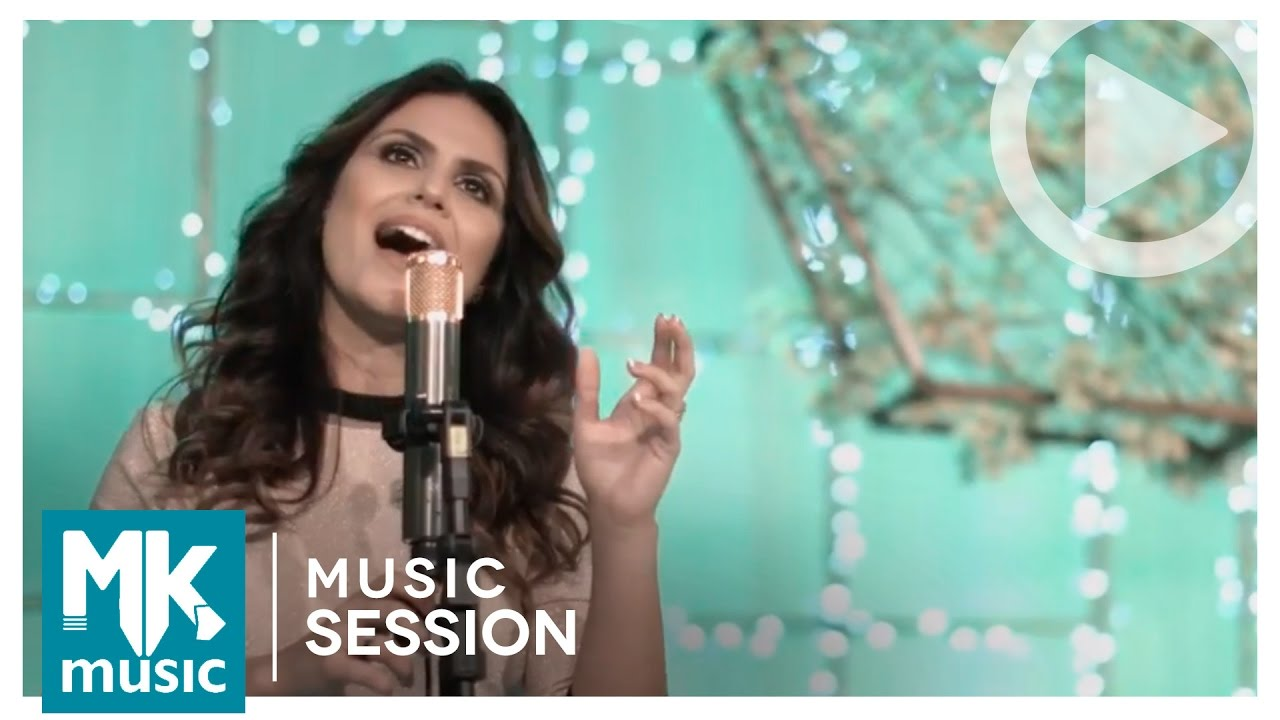 Aline Barros - Paulo e Silas  (Music Session)