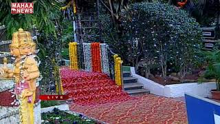 At Home In Raj Bhavan LIVE | Celebrities andamp; Politicians In Raj Bhavan | MAHAA NEWS