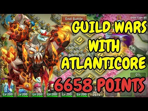 Atlanticore In Guild Wars L Castle Clash