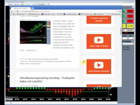 Boomerang Training 2 3 16 Using the Boomerang Bunker Method to stay safer in mega volatiliy