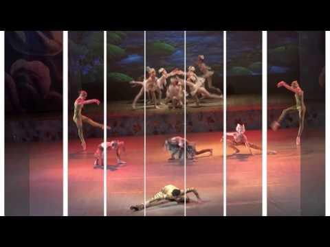 Видеоролик балета-сказки Питер Пэн