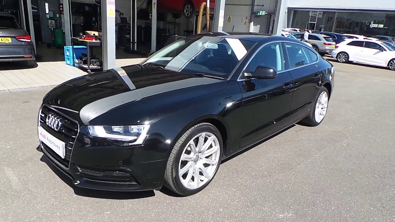 Audi A Sportback SE Technik TDI Ultra PS Speed For Sale - Palisades audi