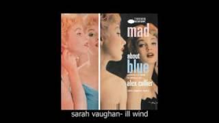 Sarah Vaughan - Ill Wind (remix)