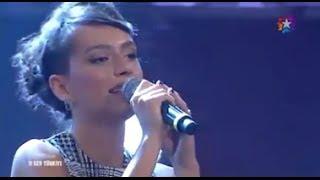 Repeat youtube video DERYA YILDIRIM - SULTAN SÜLEYMAN - O SES TÜRKIYE - 11/11/2013